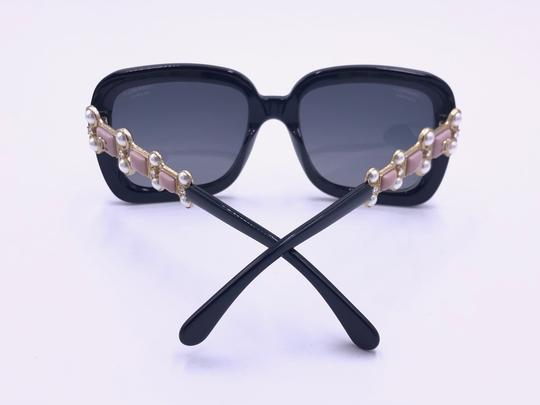 Chanel CHANEL BIJOU LIMITED EDITION 5335HB C.1325/S8 CRYSTALS PEARL POLARIZED Image 4