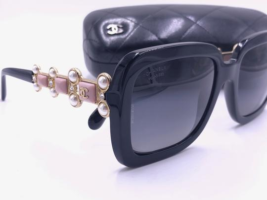 Chanel CHANEL BIJOU LIMITED EDITION 5335HB C.1325/S8 CRYSTALS PEARL POLARIZED Image 7