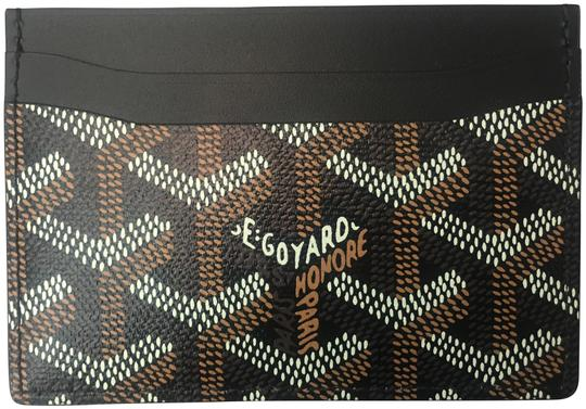 Goyard Classic Multi-Slot Saint Sulpice Card Holder Leather Wallet Image 0