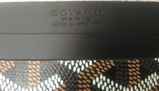 Goyard Classic Multi-Slot Saint Sulpice Card Holder Leather Wallet Image 3