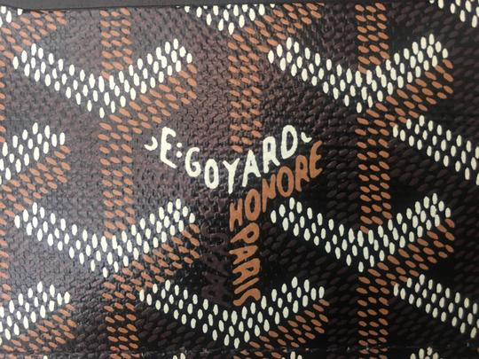 Goyard Classic Multi-Slot Saint Sulpice Card Holder Leather Wallet Image 5