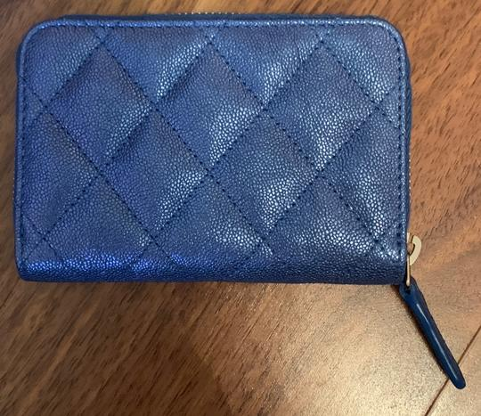 Chanel Classic Zipped Card Holder Image 1