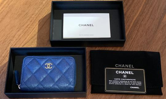 Chanel Classic Zipped Card Holder Image 4