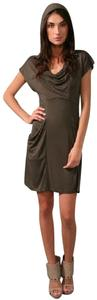 Oonagh by Nanette Lepore short dress Olive N Umberto Hooded on Tradesy