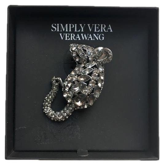 Preload https://img-static.tradesy.com/item/25377056/simply-vera-vera-wang-gunmetal-by-crystal-mouse-pin-brooch-new-0-1-540-540.jpg