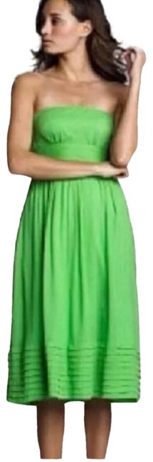 Item - Lime Green (Juliet) Item 97893 Mid-length Formal Dress Size Petite 8 (M)