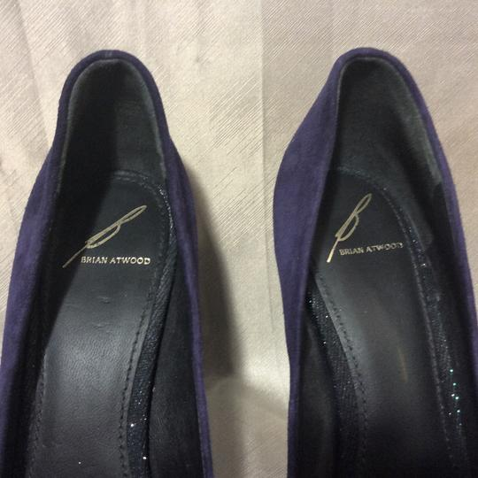 Brian Atwood Purple Pumps Image 2