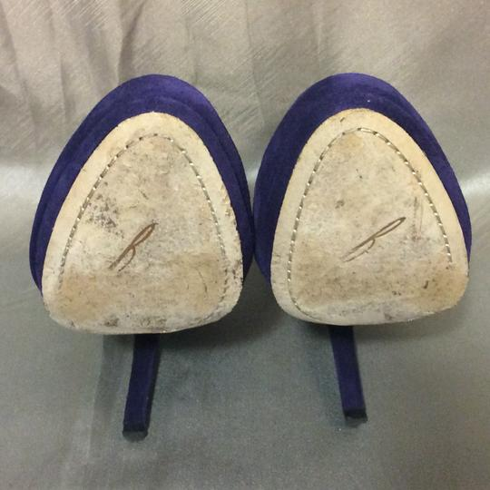 Brian Atwood Purple Pumps Image 3