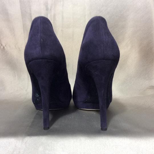 Brian Atwood Purple Pumps Image 5