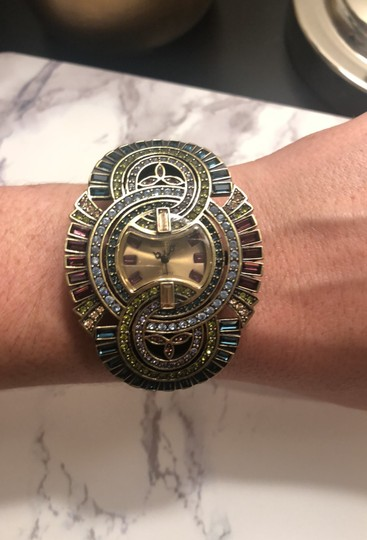 Heidi Daus Jeweled Wrist Watch Image 4