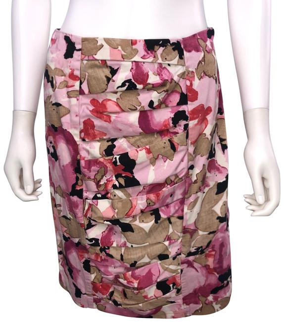 Preload https://img-static.tradesy.com/item/25377209/sunny-leigh-pink-straight-and-pencil-skirt-size-petite-4-s-0-1-650-650.jpg
