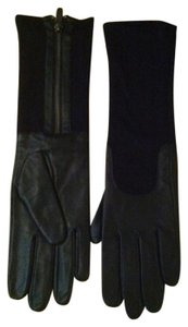 7 For All Mankind 7 FOR ALL MANKIND Long Leather Gloves sz XS/S