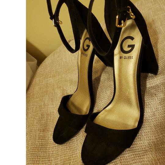 Guess Black Pumps Image 3