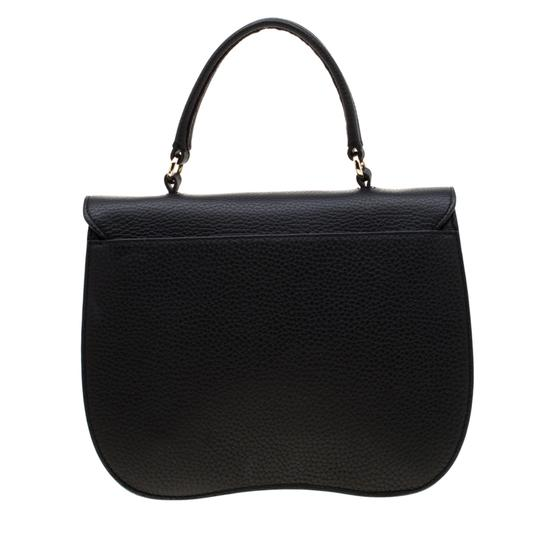 Furla Leather Suede Shoulder Bag Image 1