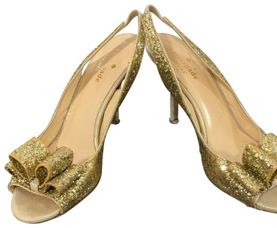 Preload https://img-static.tradesy.com/item/25377519/kate-spade-gold-glitter-pumps-size-us-6-regular-m-b-0-1-540-540.jpg