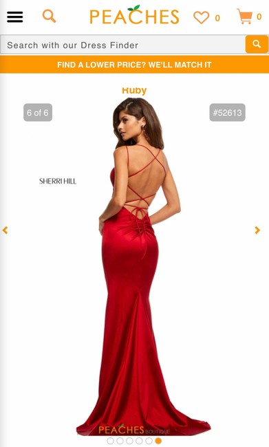 Sherri Hill Dress Image 1