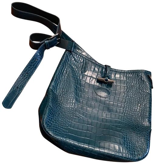 Preload https://img-static.tradesy.com/item/25377788/longchamp-rosean-reptile-cross-body-bag-0-1-540-540.jpg