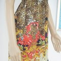 SEWN IN MY ATELIER DRESS 100% SILK 100% FABRIC VERSACE NEW COLECTION short dress Multicolor on Tradesy Image 11