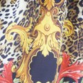 SEWN IN MY ATELIER DRESS 100% SILK 100% FABRIC VERSACE NEW COLECTION short dress Multicolor on Tradesy Image 2