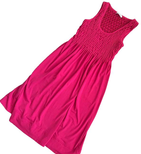 pink Maxi Dress by Calvin Klein Image 0