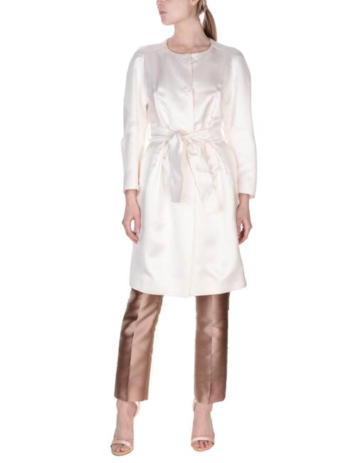 Emilio Pucci Coat Silk Shantung Dress Image 2