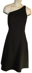 Sara Campbell Cotton One Shoulder Flaired Oo1nom Dress