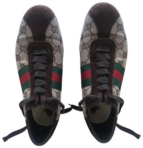 best cheap f18f6 091db Gucci Sneakers - Up to 70% off at Tradesy