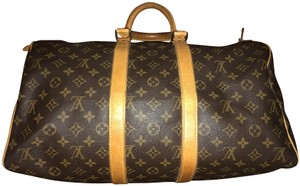 Louis Vuitton Monogram Leather Tote