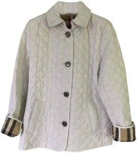 Burberry Copford Nova White Jacket