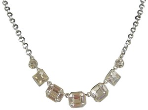 Givenchy Vintage Crystal Collar Statement