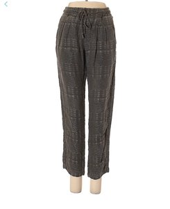 NSF Herem Jogger Relaxed Boyfriend High Rise Skinny Pants Gray