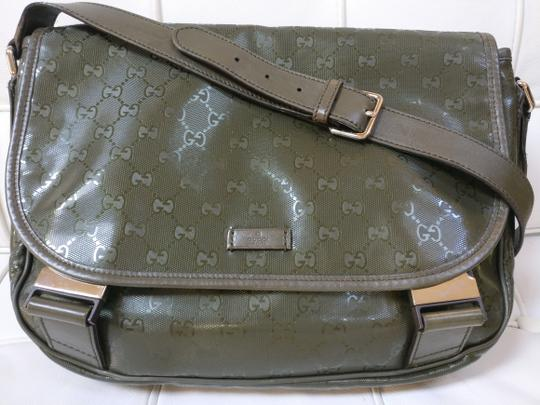 Gucci Gg Supreme Monogram Diaper Cross Body Bag Image 3