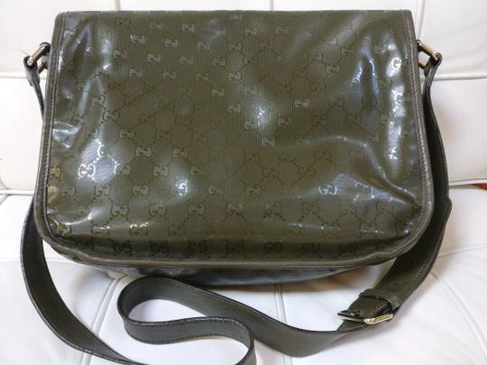 Gucci Gg Supreme Monogram Diaper Cross Body Bag Image 6