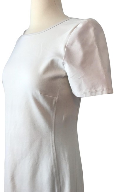 Preload https://img-static.tradesy.com/item/25380881/banana-republic-white-faux-leather-sleeves-short-workoffice-dress-size-6-s-0-1-650-650.jpg