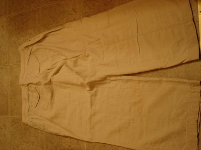 Lane Bryant Relaxed Pants Beige