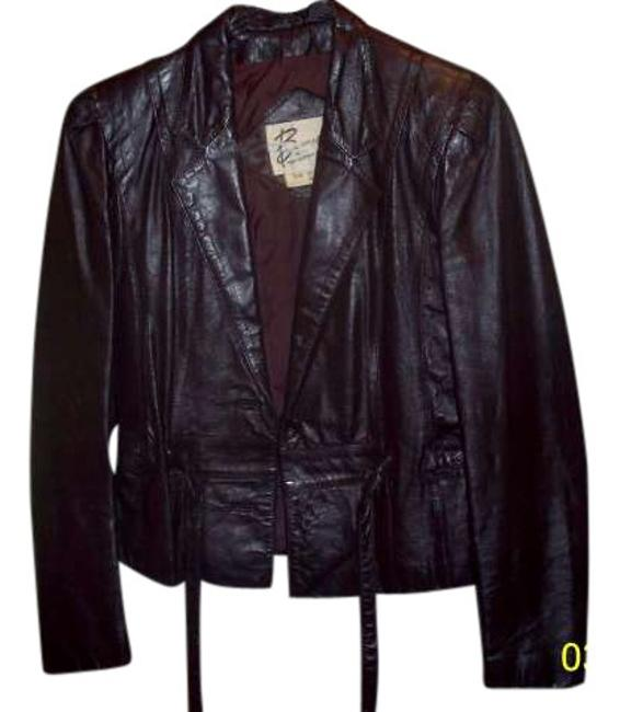 Preload https://item3.tradesy.com/images/dark-brown-leather-jacket-size-6-s-253817-0-0.jpg?width=400&height=650