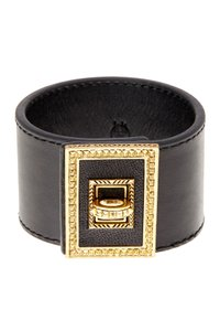 House of Harlow 1960 House Of Harlow 1960 Helicon Leather Bracelet