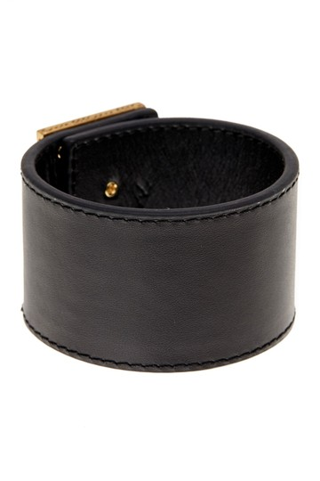 House of Harlow 1960 House Of Harlow 1960 Helicon Leather Bracelet Image 3