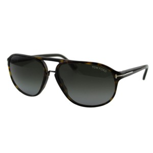 8894ce349f Tom Ford New Tf Jacob FT0447-F Dark Havana   Gradient Smoke Acetate Pilot  Suns. Tom Ford Brown   Gray ...