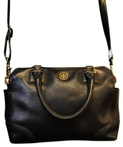 Tory Burch Tote Robinson Purse Leather Shoulder Bag