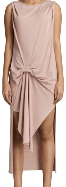 Item - Pale Pink Riviera Mid-length Casual Maxi Dress Size 8 (M)