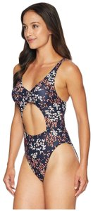 Michael Kors NEW Michael Kors 1 PC Cutout Swimsuit