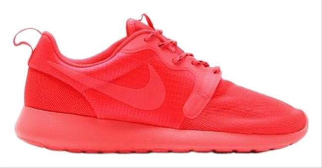 Item - Neon Pink/Orange Roshe One Hyperfuse Sneakers Size US 9.5 Regular (M, B)