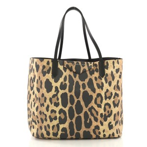 Givenchy Canvas Tote in leopard