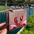 Kate Spade Kate Spade By The Pool Small Zip Bifold Wallet Image 1