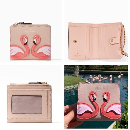 Kate Spade Kate Spade By The Pool Small Zip Bifold Wallet Image 6