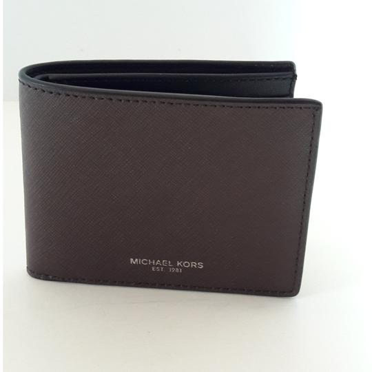 Michael Kors Brown Clutch Image 2