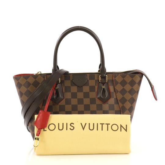 Louis Vuitton Canvas Tote in ebene brown Image 1