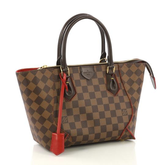 Louis Vuitton Canvas Tote in ebene brown Image 2