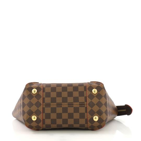 Louis Vuitton Canvas Tote in ebene brown Image 4